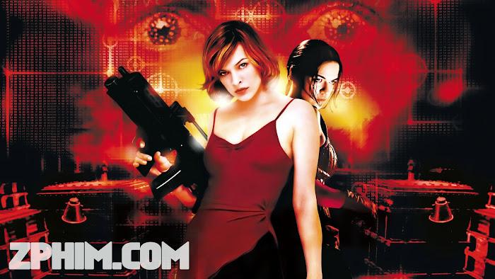 Ảnh trong phim Vùng Đất Quỷ Dữ - Resident Evil 1