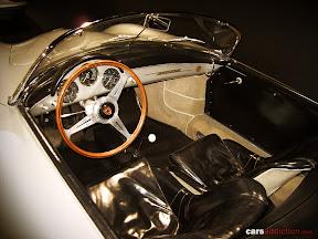Porsche 356 B 2000 GS Carrera 2 GT Interior