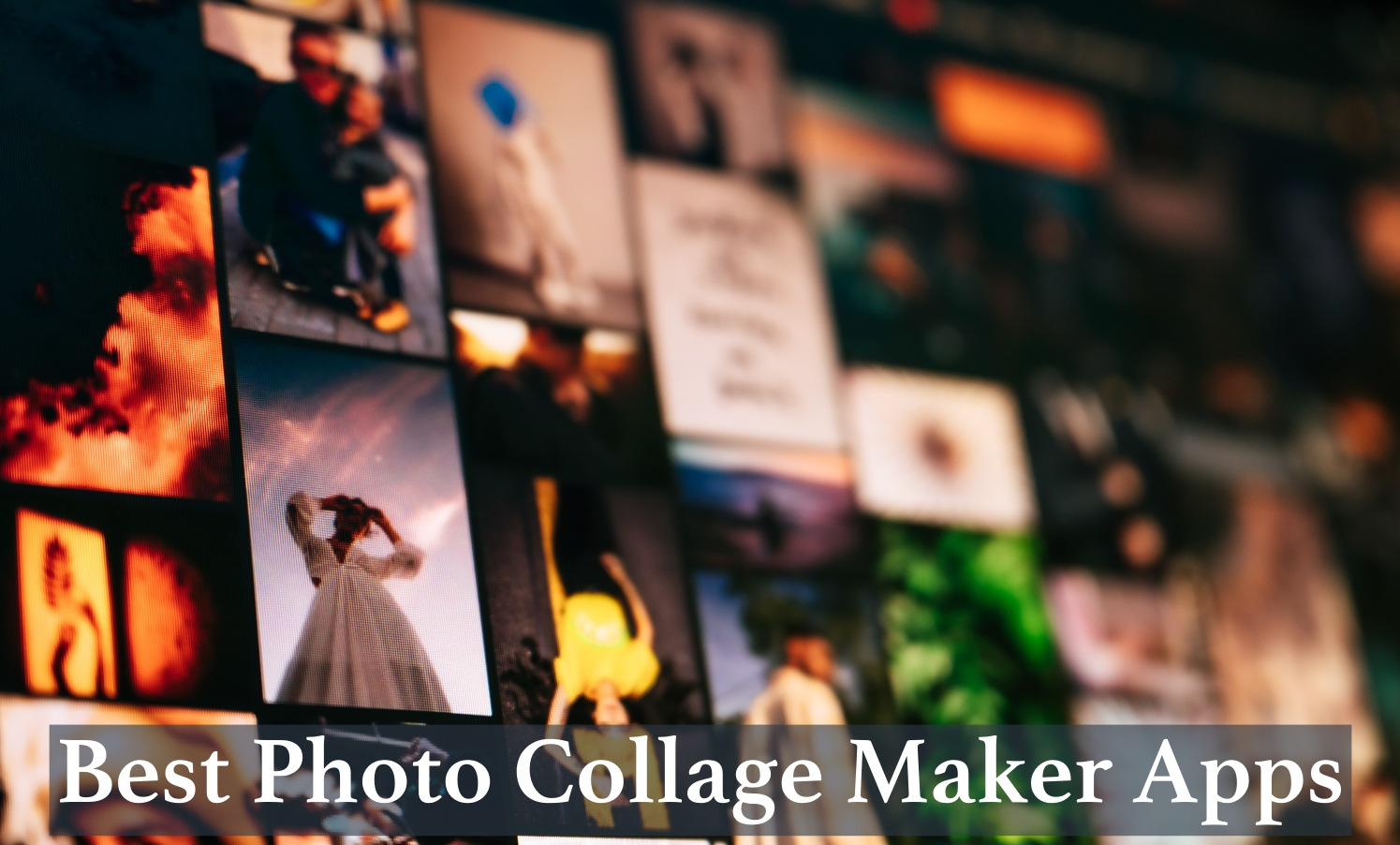 Best Photo Collage Maker Apps for iPad & iPhone