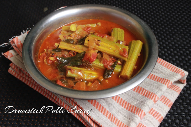 Drumstick Pulli Curry1