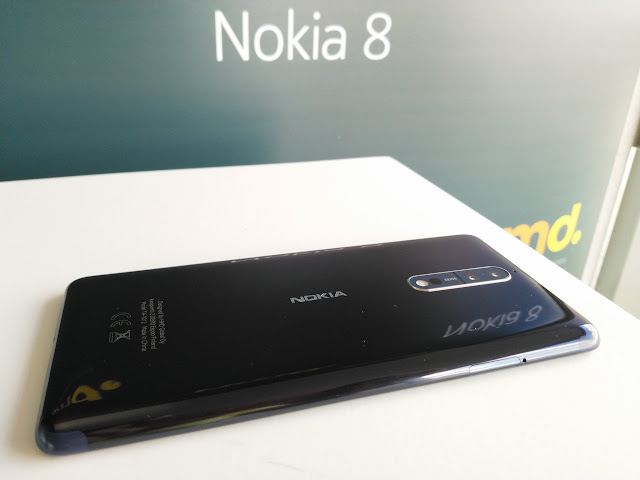 Nokia Releases Its Flagship Smartphone - Nokia 8 : See Full Specifications And Price 3