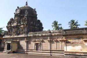 Thiruvilanagar (Thuraikattum Vallalar) Temple Inner Praharam 01