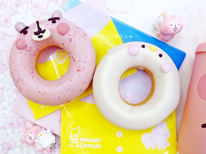 9 Mister Donut x 卡娜赫拉的可愛小動物 Kanahei's Small animals