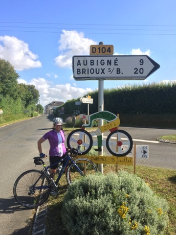 French Village Diaries Tour des Deux Sevres