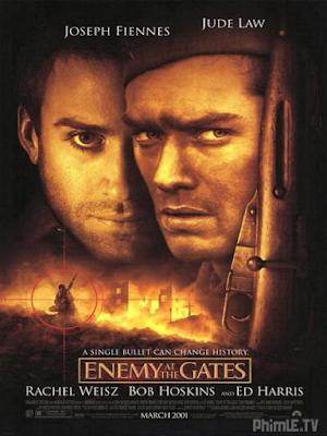 Phim Quân Thù Trước Cửa - Enemy At The Gates (2001)