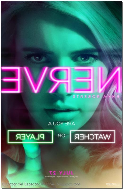 Un juego sin reglas Nerve_Teaser Poster_Emma Roberts.jpg