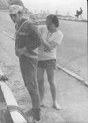 05.1973г. Бухта Ласпи. Крым.