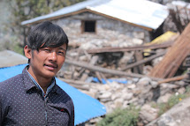 Biren Gurung se zapojil do programu Peníze za práci. Foto: Archiv Člověk v tísni