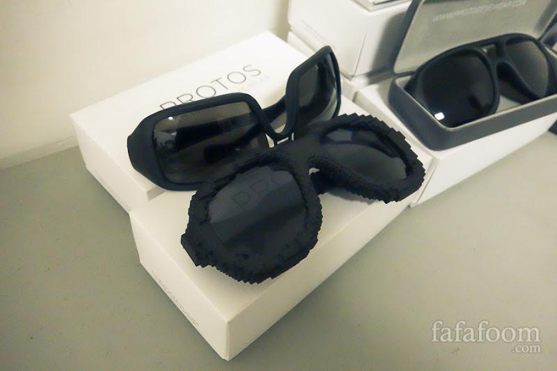 My favorite Protos 3D Eyewear