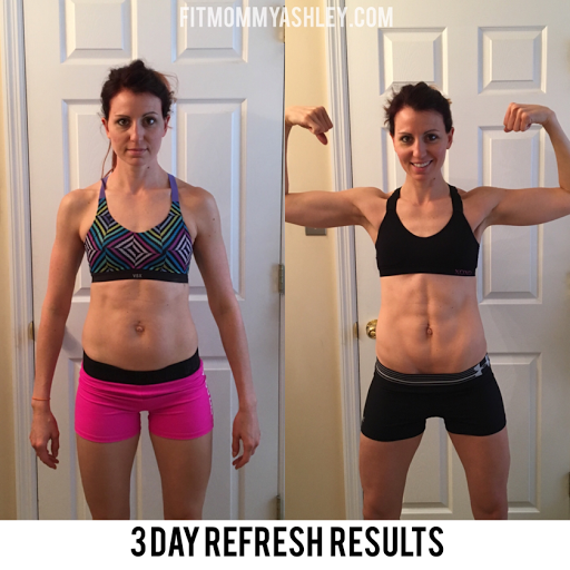 3 day refresh, healthy, detox, fitness, weight loss, nutrition, beach ready, cleanse, non gmo, fruit, vegetable, abs, mom, busy, results
