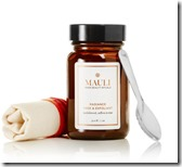 Mauli Rituals Mask and Exfoliant