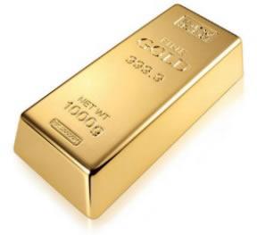 Oro = Dinero real