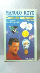 ZUMO DE NEURONAS Se vende libro Zumo