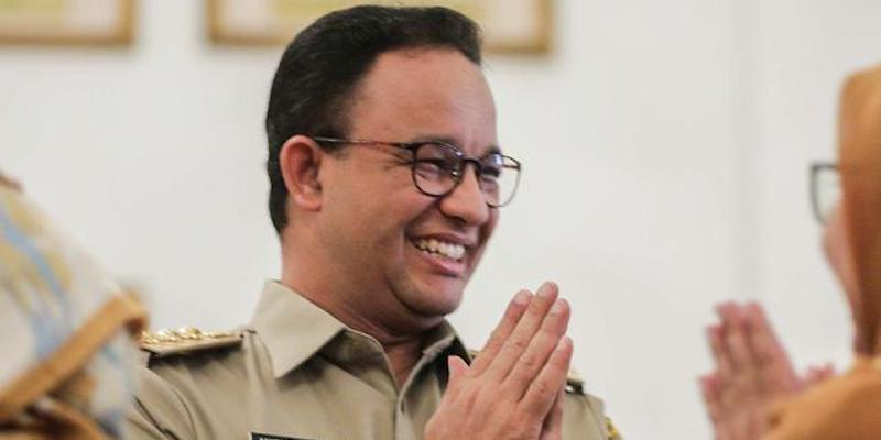 Presiden Jokowi Seperti Sedang Membuka Ruang Bagi Anies Baswedan