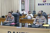 Anev Ops Aman Nusa II, Polda Banten Tekankan antisipasi tempat kerumunan