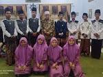 Peringati Maulid Nabi, Masjid Jami' At-Taqwa Sirembes Bersholawat