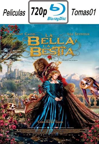 La Bella y la Bestia (La belle et la bête) (2014) BRRip 720p