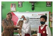 PT Sharp Electronik Indonesia Bantu 40 Siswa SD Tiga Kecamatan