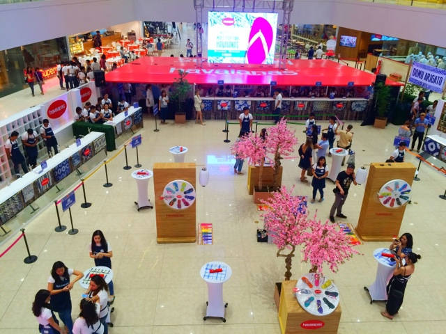 d822348eeb882 Went to SM Megamall s Fashion Hall to take first dibs at the Make Your Own  Havaianas 2016 event. It s an annual reaveal of the well loved Brazilian  brand ...