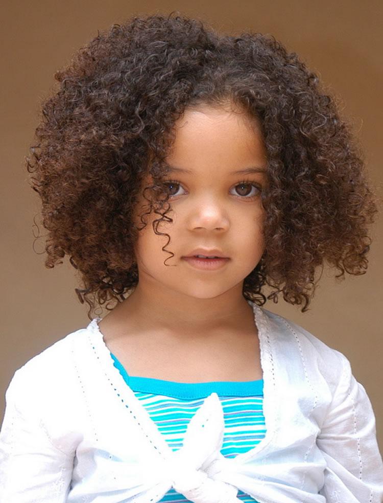 Trendy hairstyles for black little girls 2018-2019 3