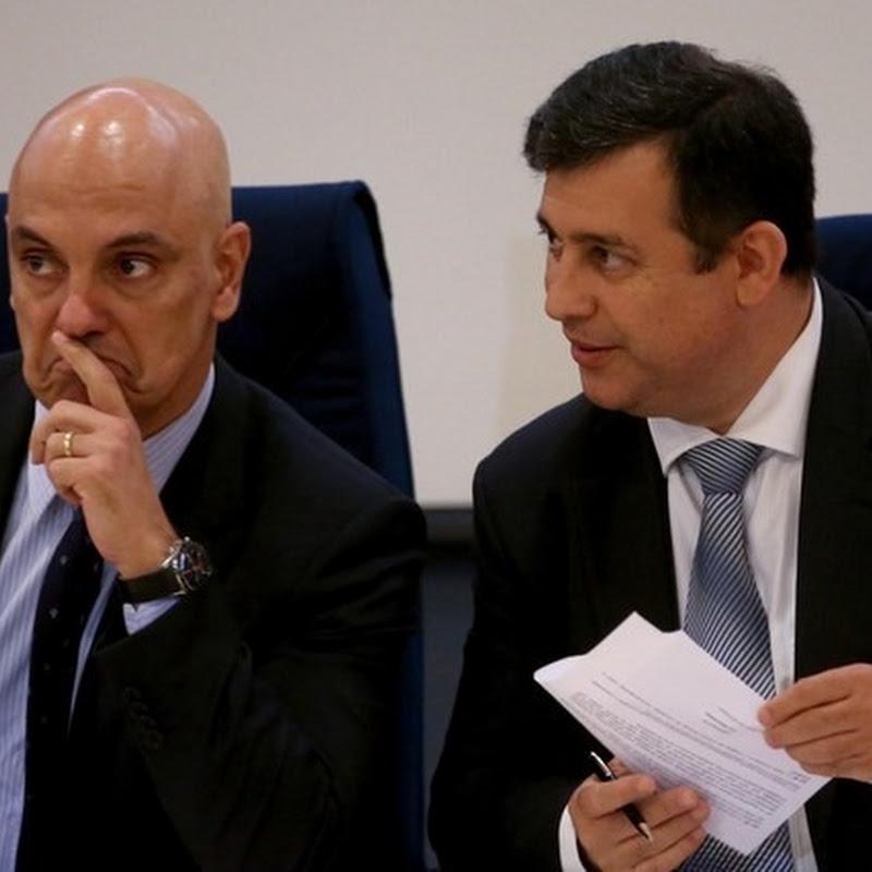 Associação de delegados federais pede a Temer troca de diretor-geral da PF