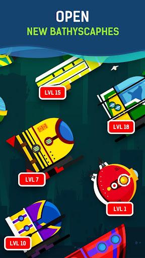 Idle Submarine: Crafting Journey  screenshots 3