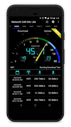 Network Cell Info Lite screenshot 2