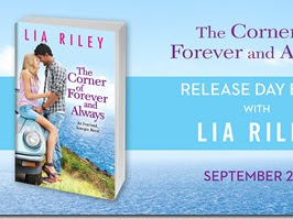 New Release: The Corner of Forever and Always (Everland, Georgia #2) by Lia Riley + Teaser, Excerpt, and Giveaway