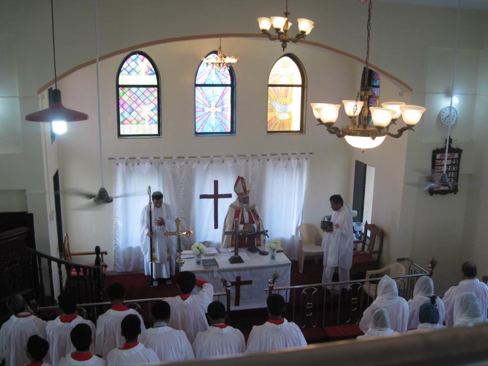 Declaration of a separate church. As Holy Immanuel CNI Church ((Vasai Road).15th April 2012 - 545188_166014136854930_100003390331584_210305_1263069179_n.jpg