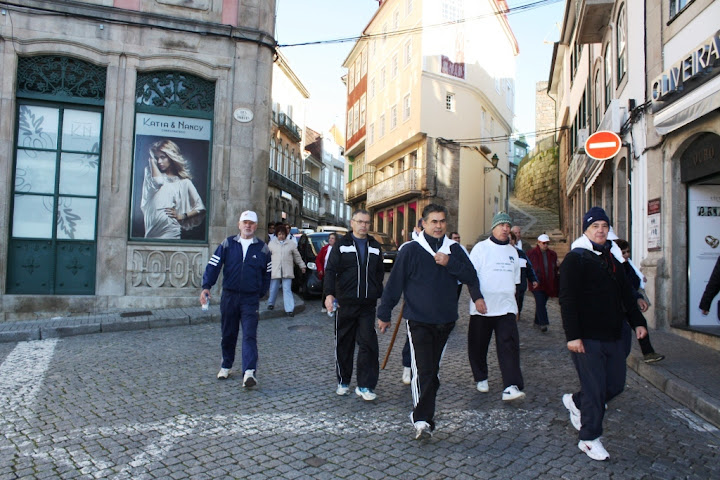Caminhada Voluntária uniu 120 lamecenses