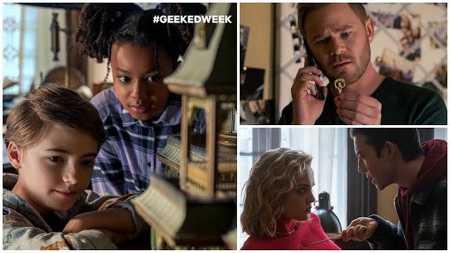 Locke & Key 2ª temporada já tem data de estreia e Netflix divulga primeiras imagens
