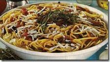 Spaghetti picchio pacco