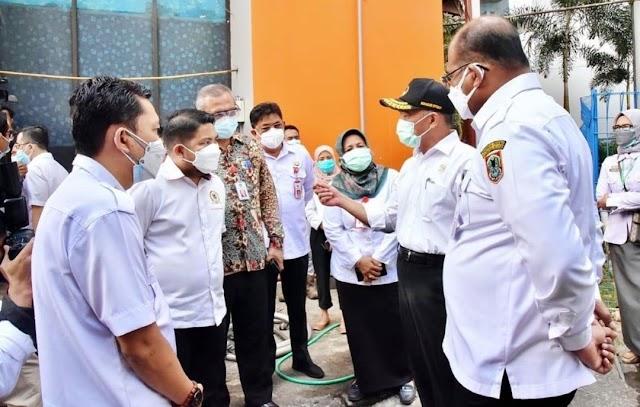 Waket DPRD Kalsel Turut Dampingi Kunjungan Menko PMK
