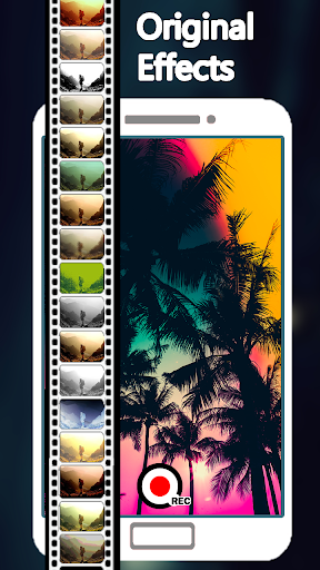 V2Art 🔥 video effects and filters, Photo FX 1.0.40 screenshots 5