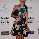 WWW.ENTSIMAGES.COM -    Wendy Gilmore  at    Scottish Fashion Awards  at 8 Northumberland London October 9th 2013                                                 Photo Mobis Photos/OIC 0203 174 1069