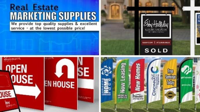 Profile Cover Photo Real Estate Marketing Supplies