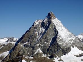 Photo: Matterhorn из Италии (Ю стена)
