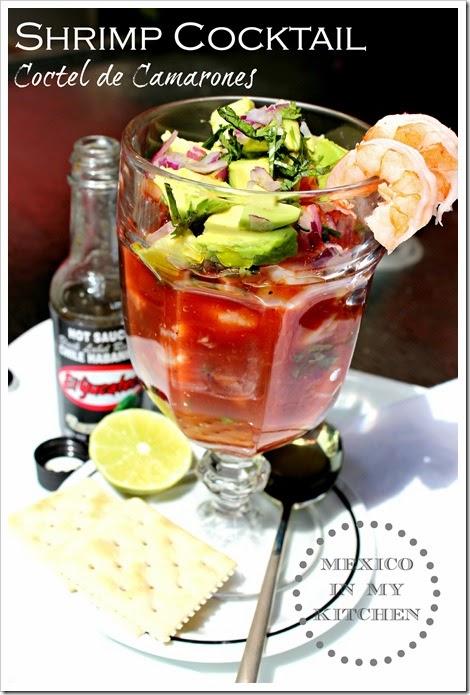 Shrimp Cocktail | cinco de mayo recipes