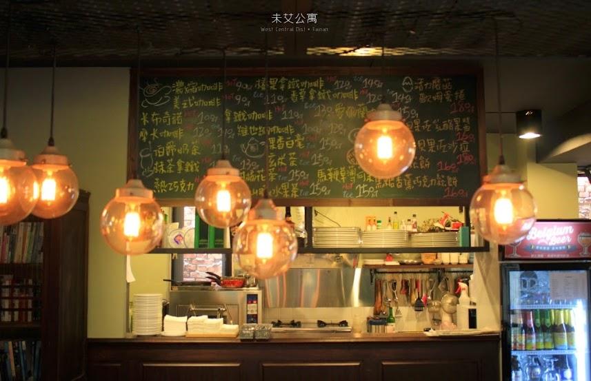 台南咖啡館,未艾公寓-2