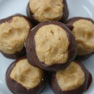 No Bake Chocolate Balls Recipes