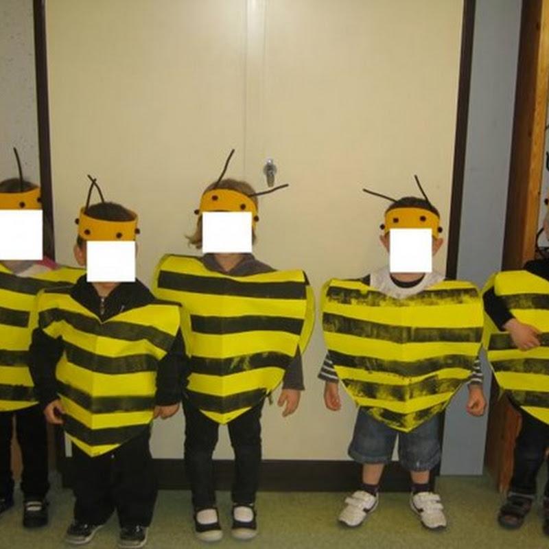 disfraz de abeja para colegios
