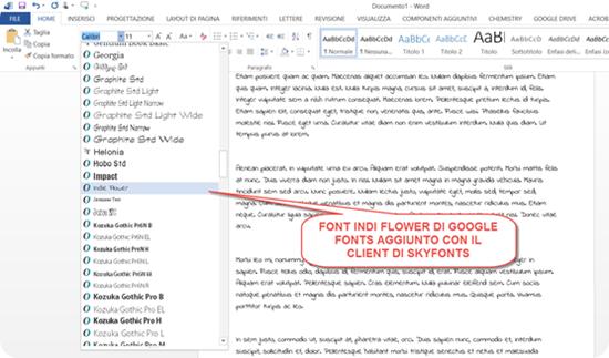 google fonts win 10