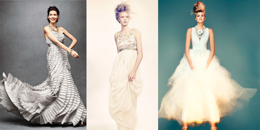 Dreaming In Fashion Catching The Wedding Fever