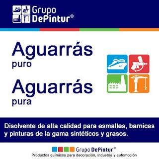 AGUARRÁS PURO