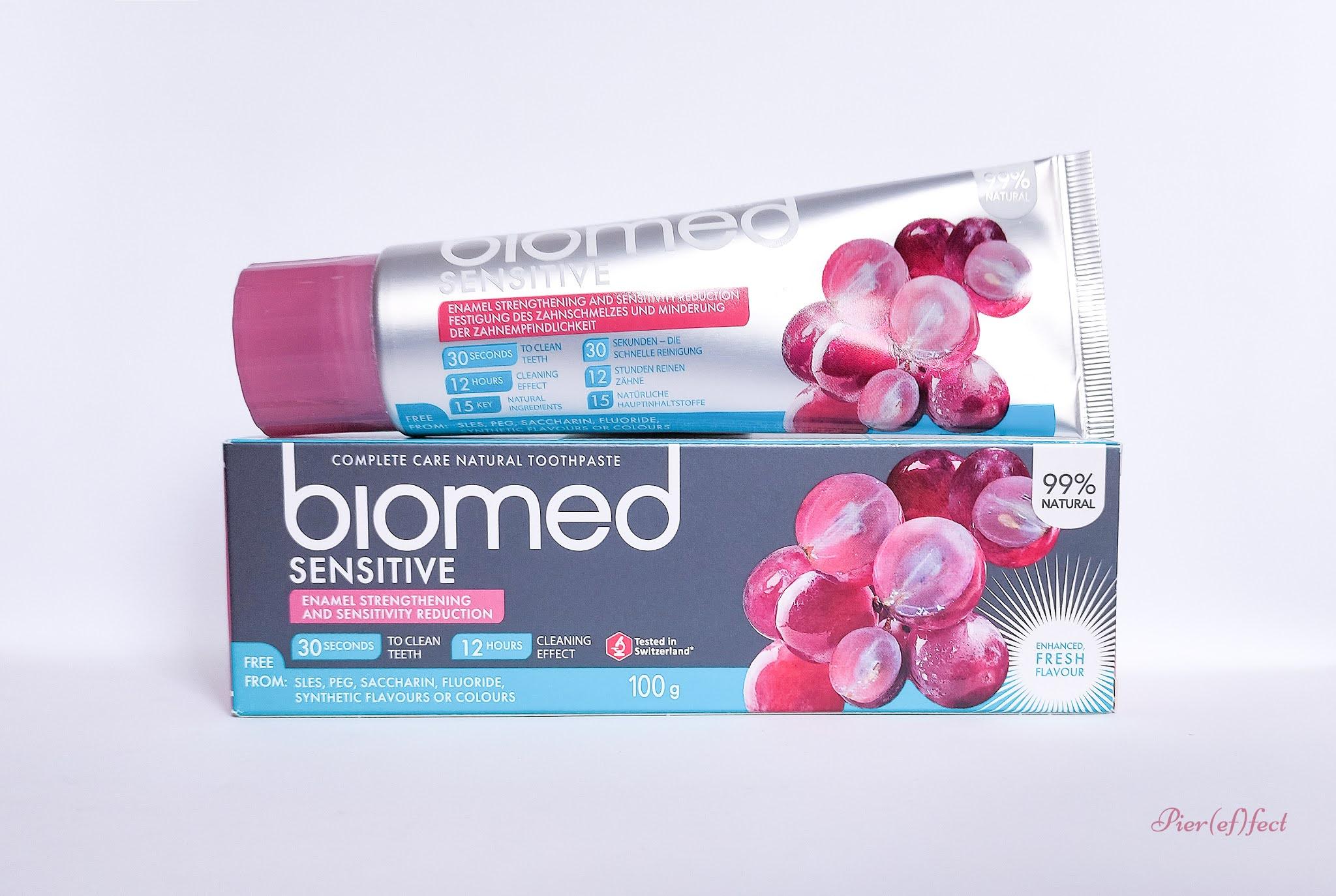 biomed dentifricio recensioni