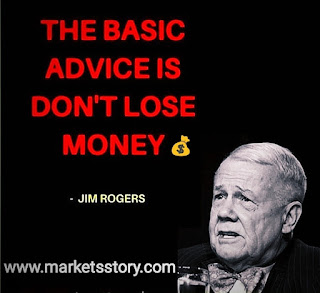 The basic advice is don't lose money