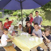 Familiennachmittag Juni 2013