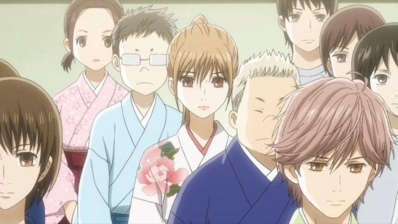 Chihayafuru Episode 10 Screenshot 1