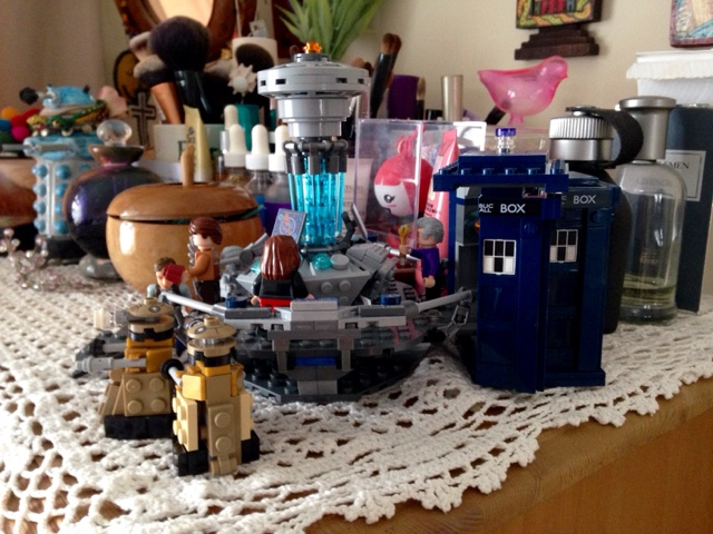 Doctor Who Lego