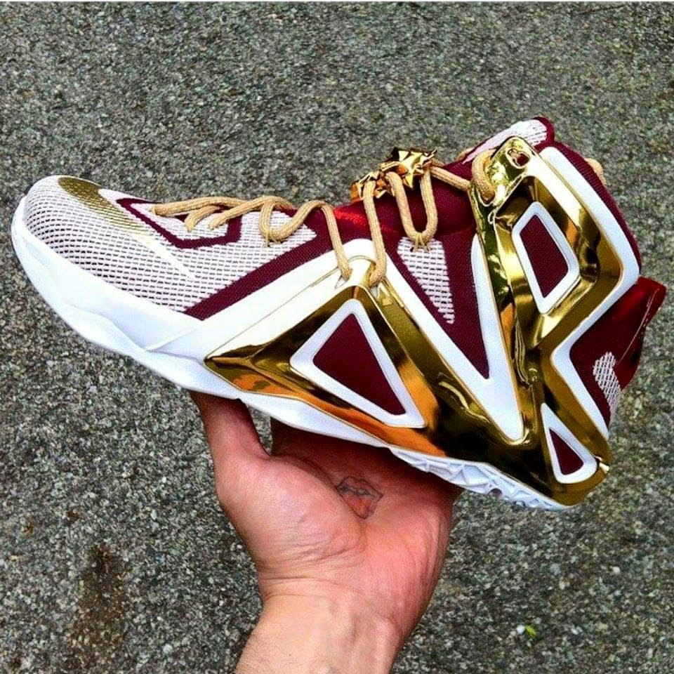 6f329e4a8eb5 This Is Why And How To Do LEBRON 12 Elite iD Even If It Takes  320 ...